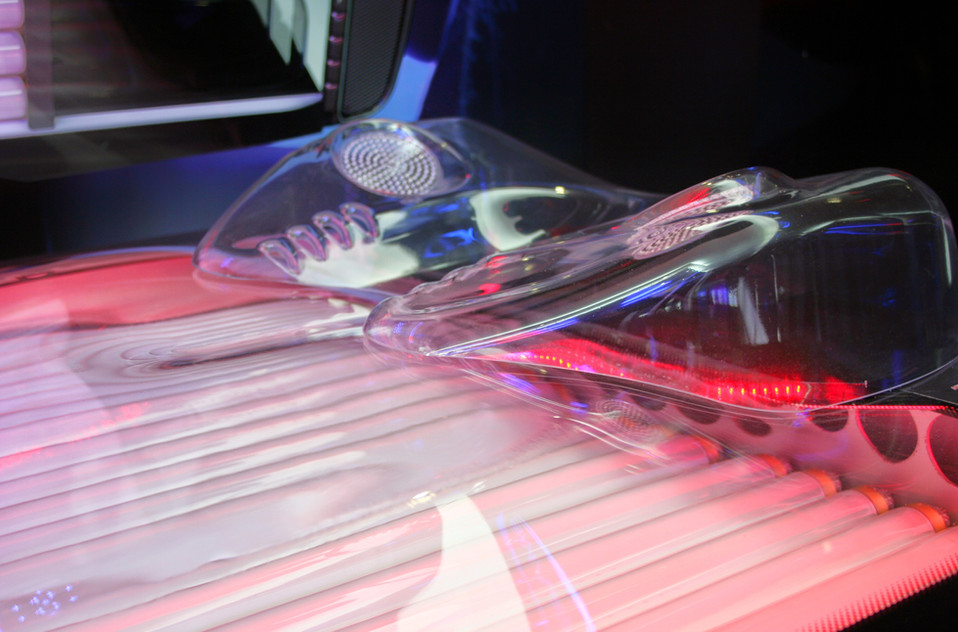 Tron Bed 1
