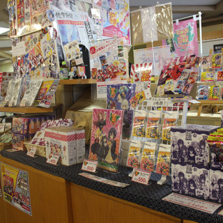 売場の写真4