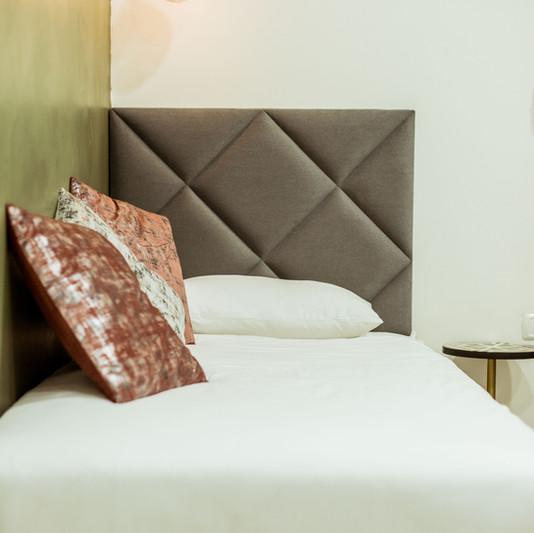 Negev Hotel single room