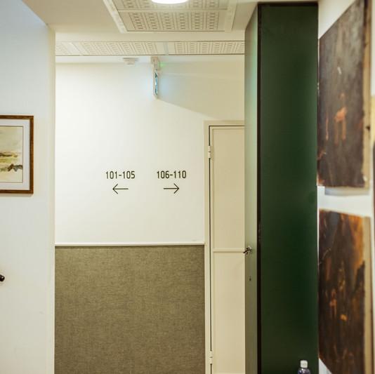 negev hotel first floor