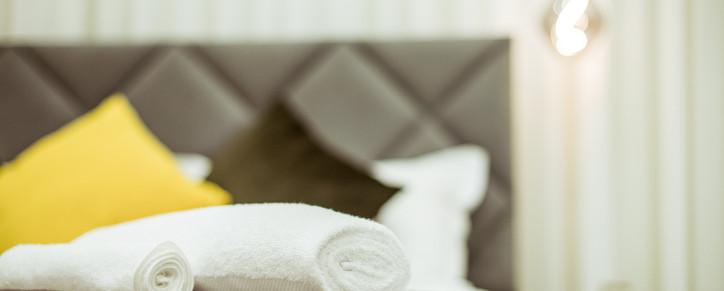 Negev Hotel bedroom