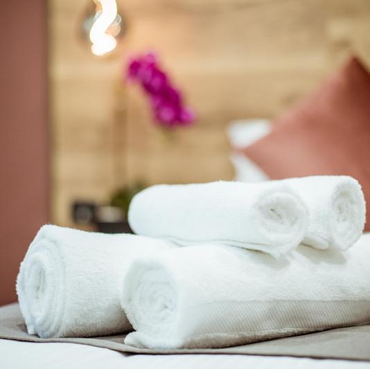 negev hotel towels
