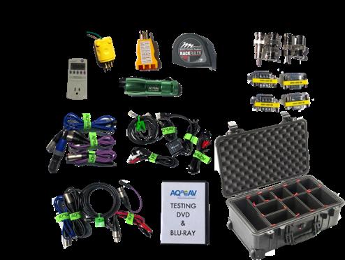 Commissioning Kit - C2.0 Lite