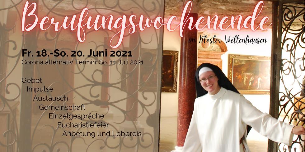 Berufungswochenende im Kloster Wettenhausen