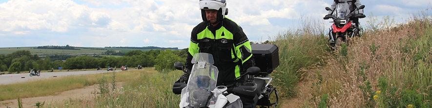 CESTA Z MĚSTA - kurz pro silniční enduristy