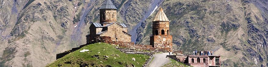 12-DENNÝ KEMP Gruzínsko + Kaukaz 2020