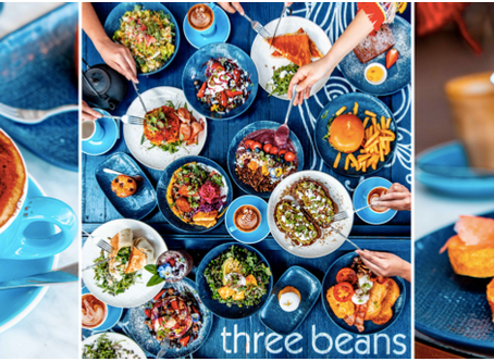 New Store Alert - Welcoming Three Beans Roselands