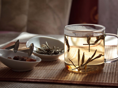 Teadrop Tea: Ethically sourced, hand-picked and naturally invigorating!