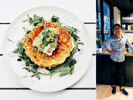 Fantastically fresh franchisee: We talk to Three Beans Beecroft owner Aman.