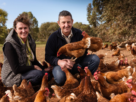 Why we proudly use Rohde´s Free Range Eggs