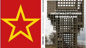 Airwatchtowers book published by the Verbeke Foundation Belgium in december 2020