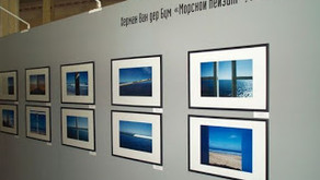 Seascapes at the Moscow Biennial 2002