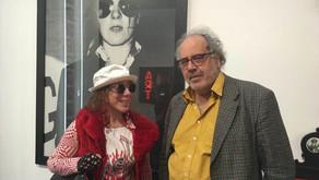 WITH LILIANE VERTESSEN at ART BRUSSELS 2019