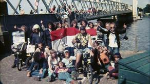 NEDERLAND IS BIJNA KLAAR tour with COR JARING and JASPER GROOTVELD 1973