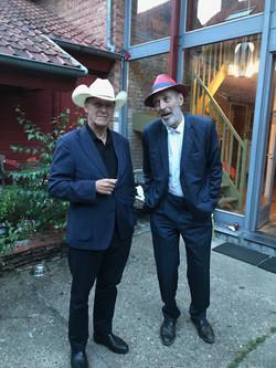 Patrick Verelst and Walter Swennen
