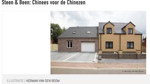 De Grand Maitre van de Belgische Architectuur kritiek Filip Canfyn over mijn foto's in Architectura.