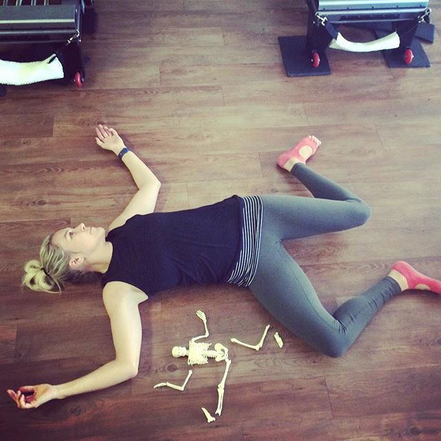 Feeling a little broken_ Join us for #PilatesReformer classes with Maggie tomorrow (Friday) 7_30am o