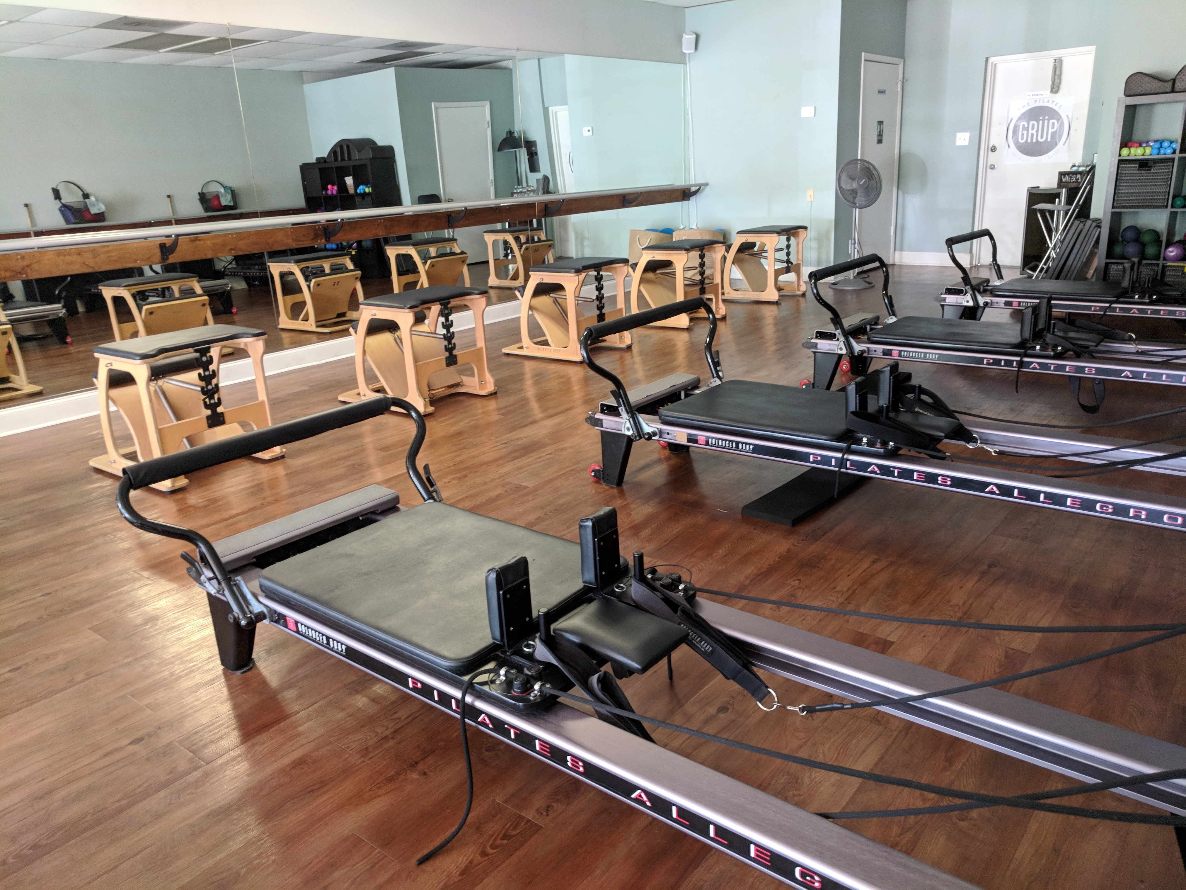 Our Pilates Studio
