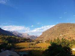 Valle del Limarí, región de Coquimbo