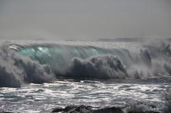 Océano Pacífico, región de Coquimbo