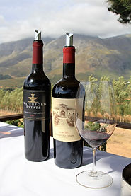 A Superb Wine Tasting Safari at Waterford Estate - Stellenbosch - Cape Winelands - South Africa - Luxury Wine Trails