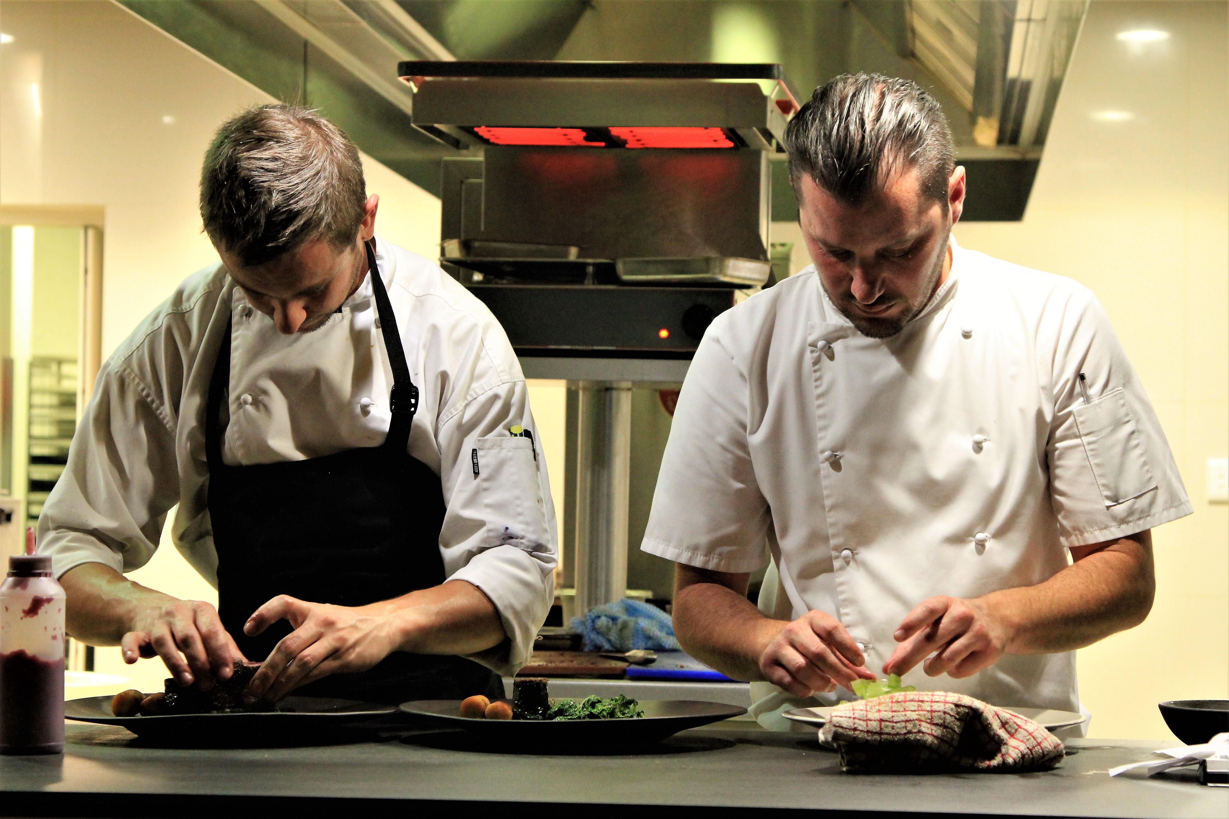 Callum Anderson Exec Chef - Cavalli