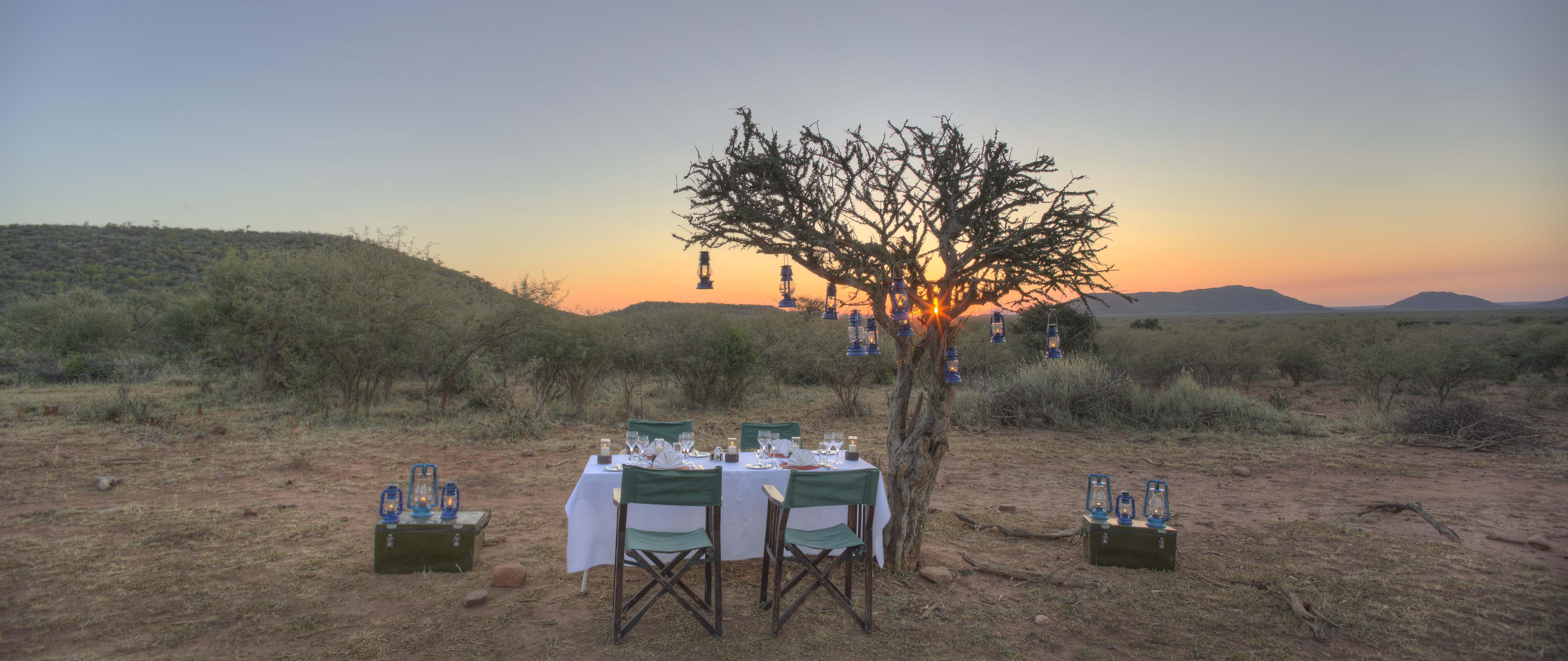 Dusk - Safari - South Africa