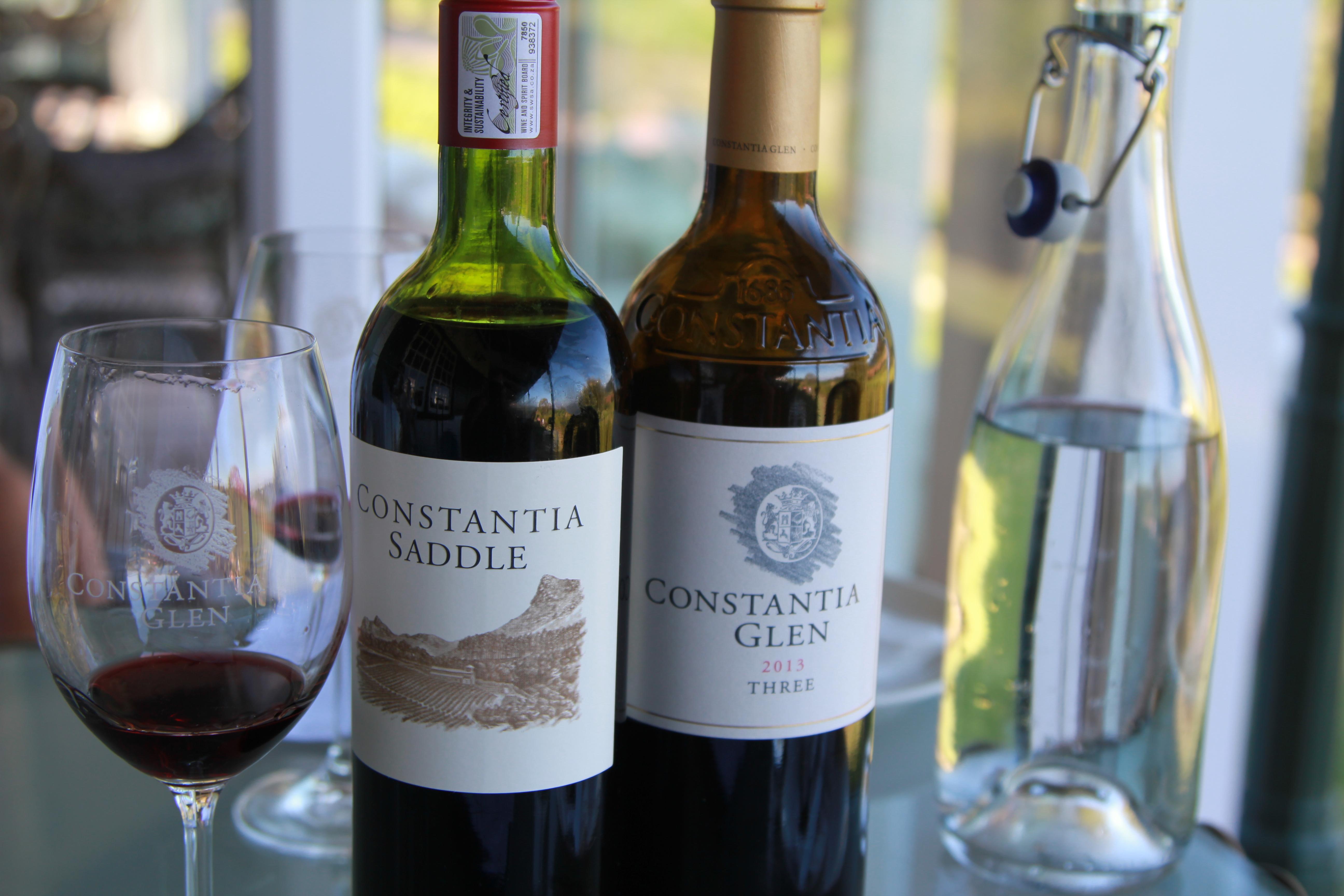 Constantia Glen Red Wines