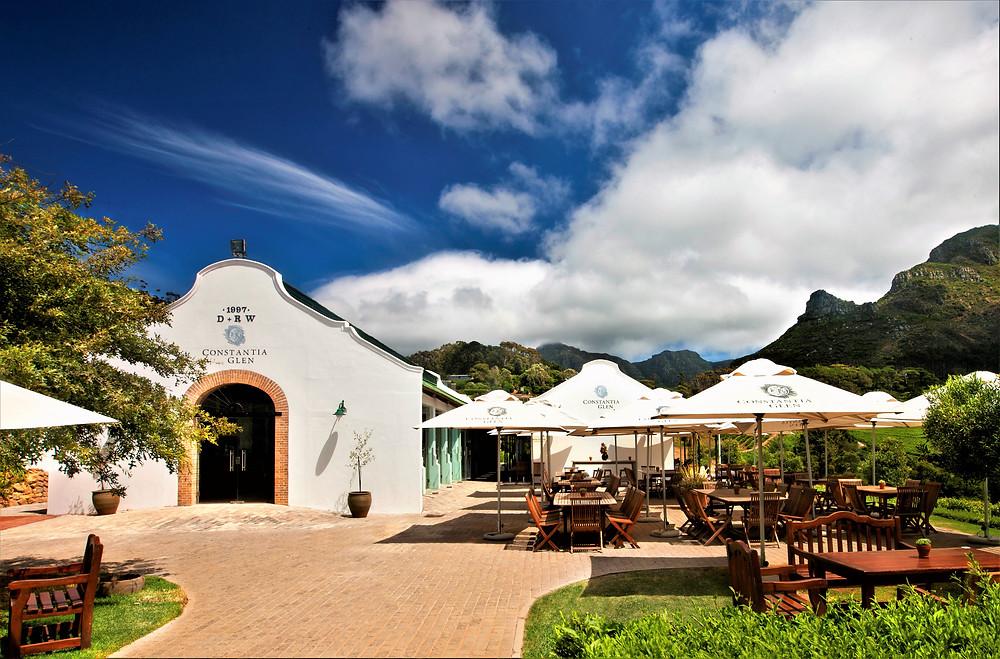 Constantia Glen Vineyard in Constantia South Africa -Luxury Wine Trails