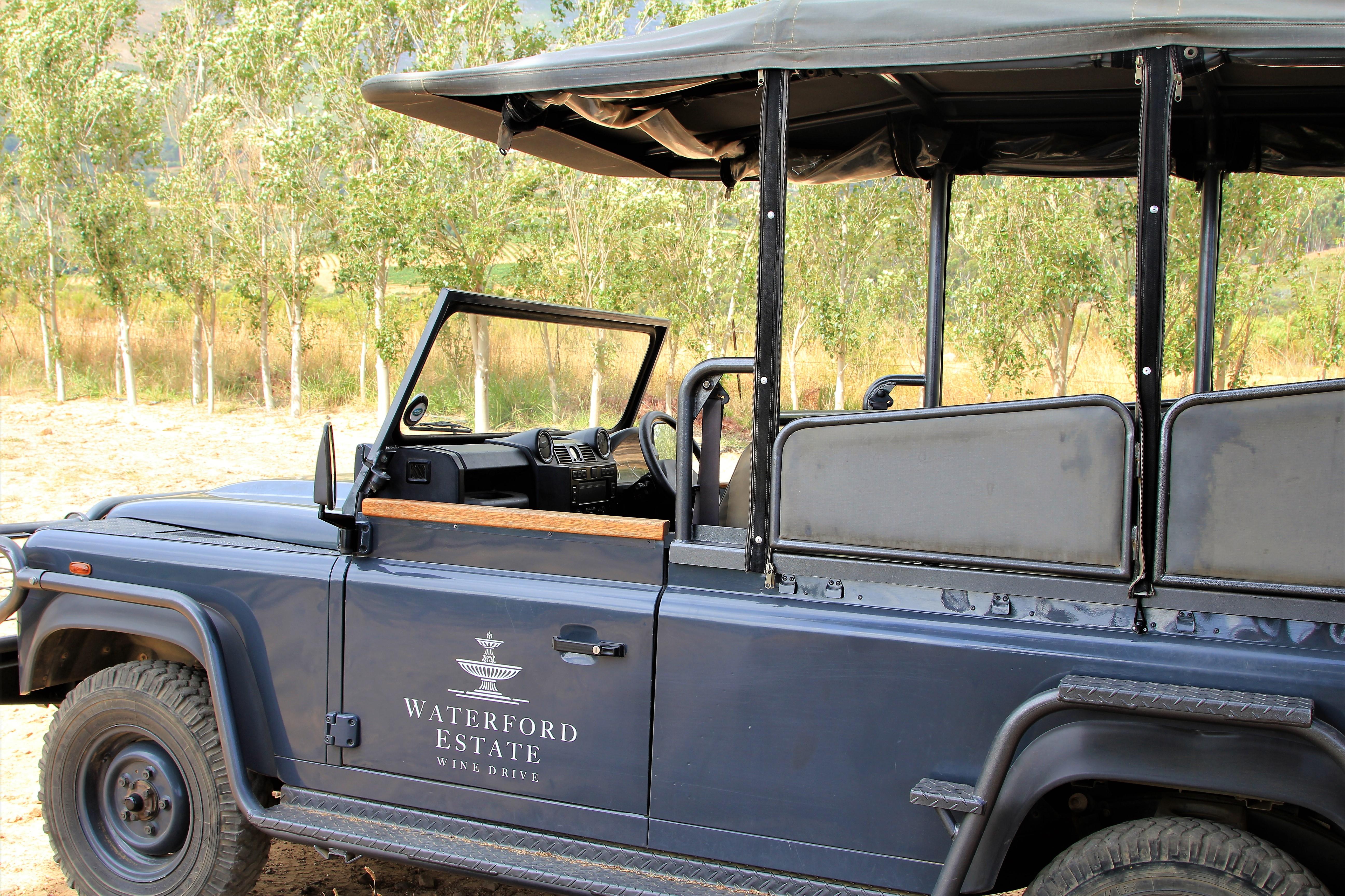 Wine safari - Waterford Estate