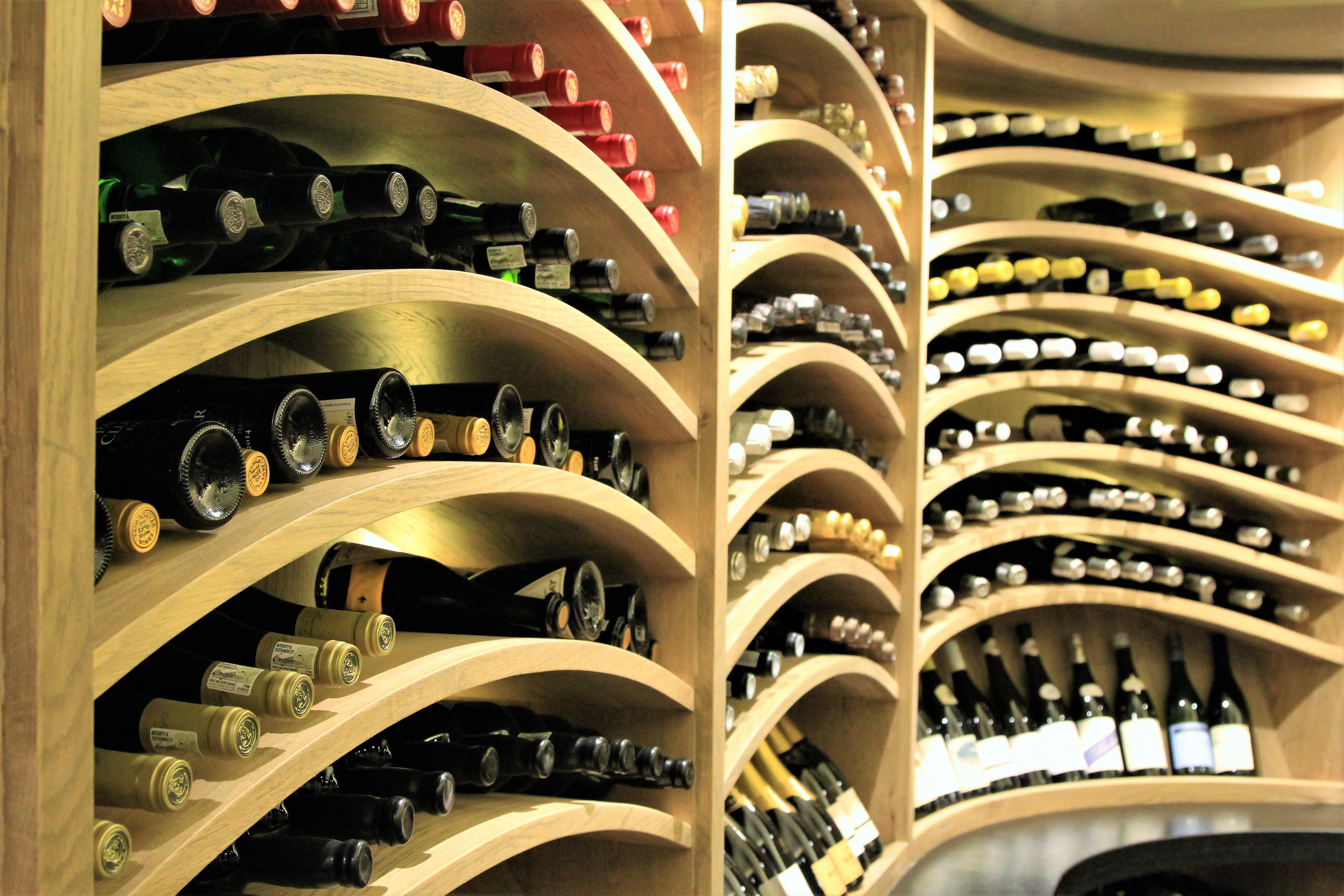Winecellar @ Leeu Estate Franschhoek