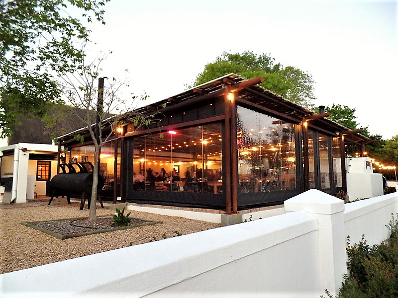 Hog House Restaurant - Stellenbosch