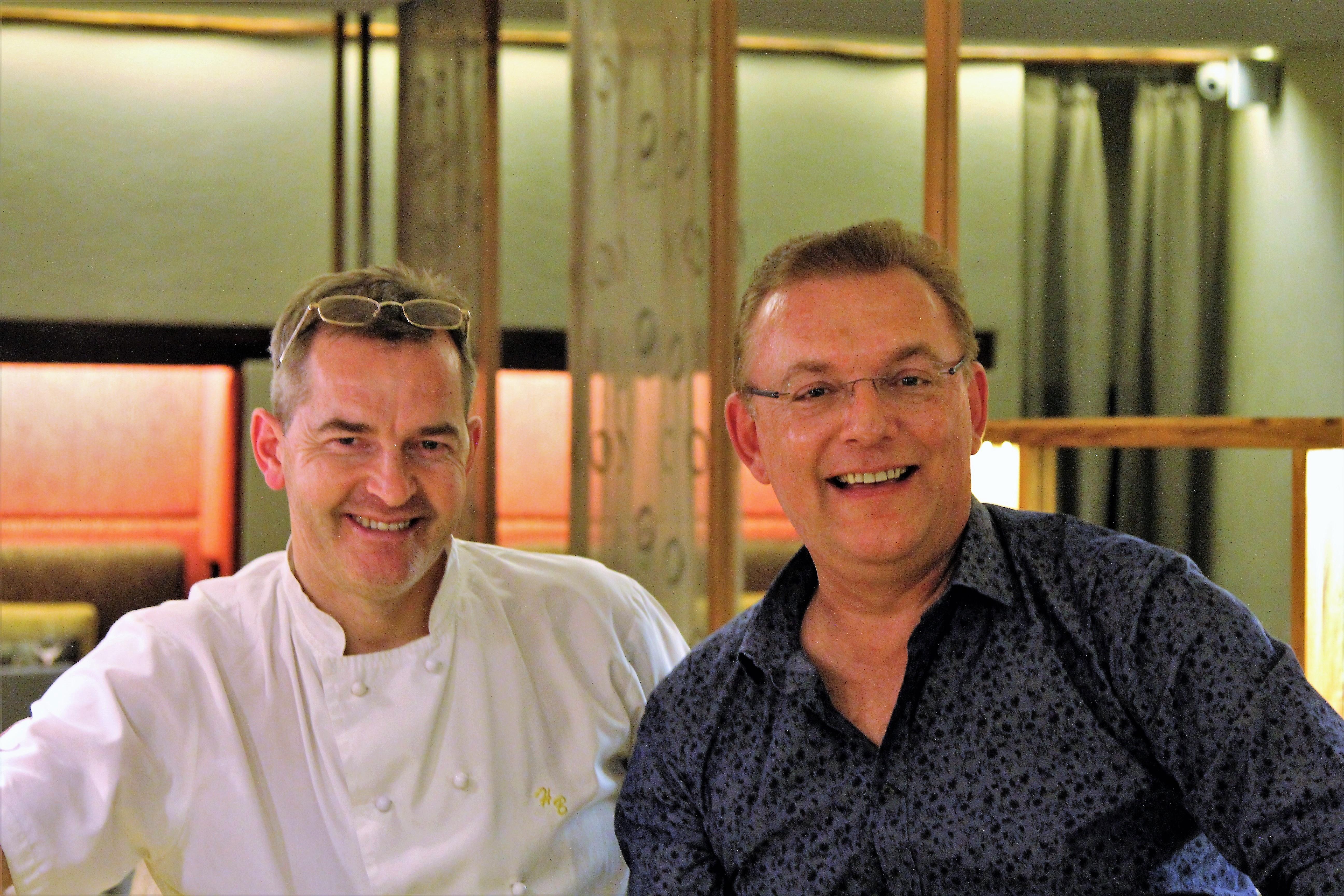 Aubergine Restaurant - Cape Town