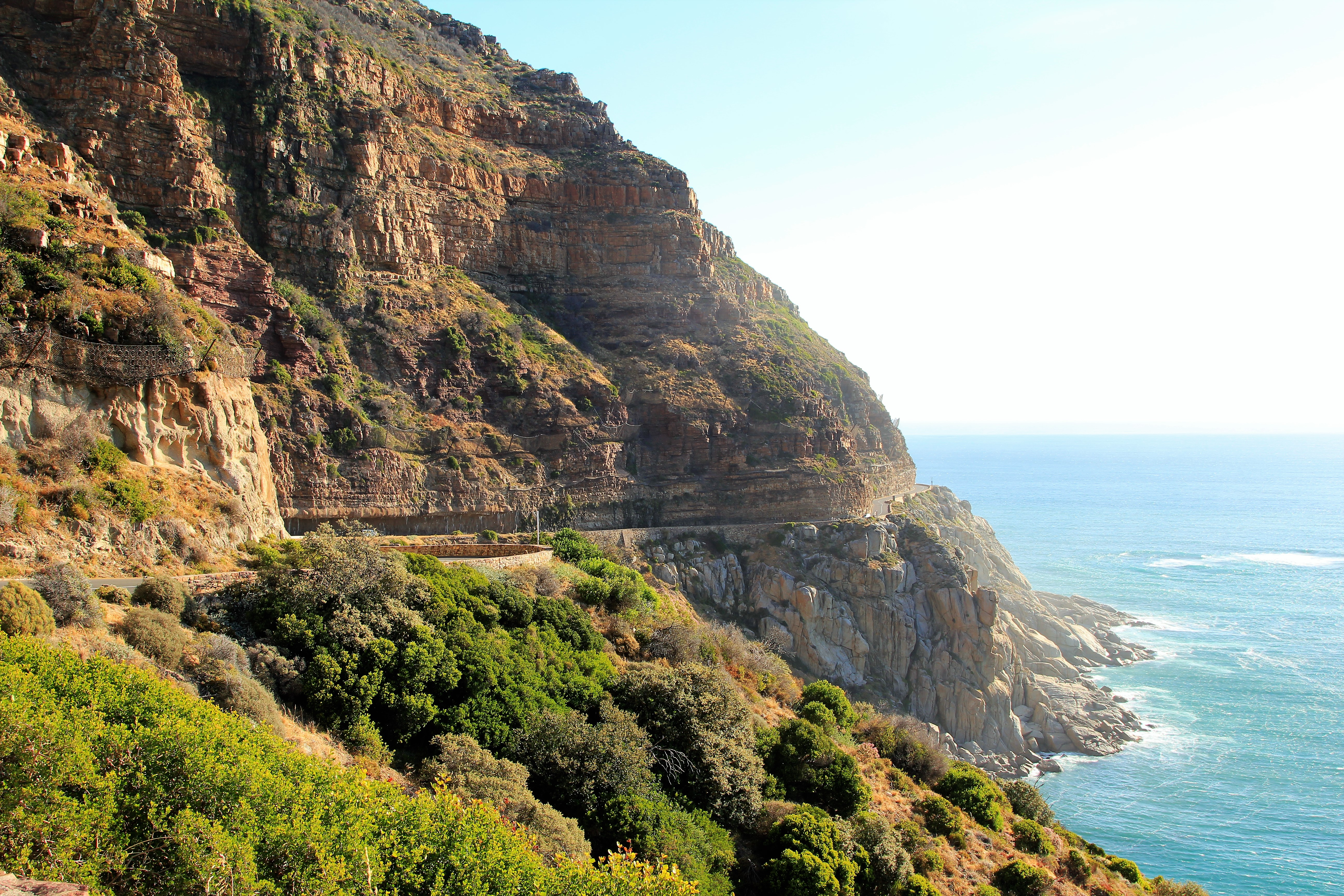 Chapman's Peak Cliff-edge Drive