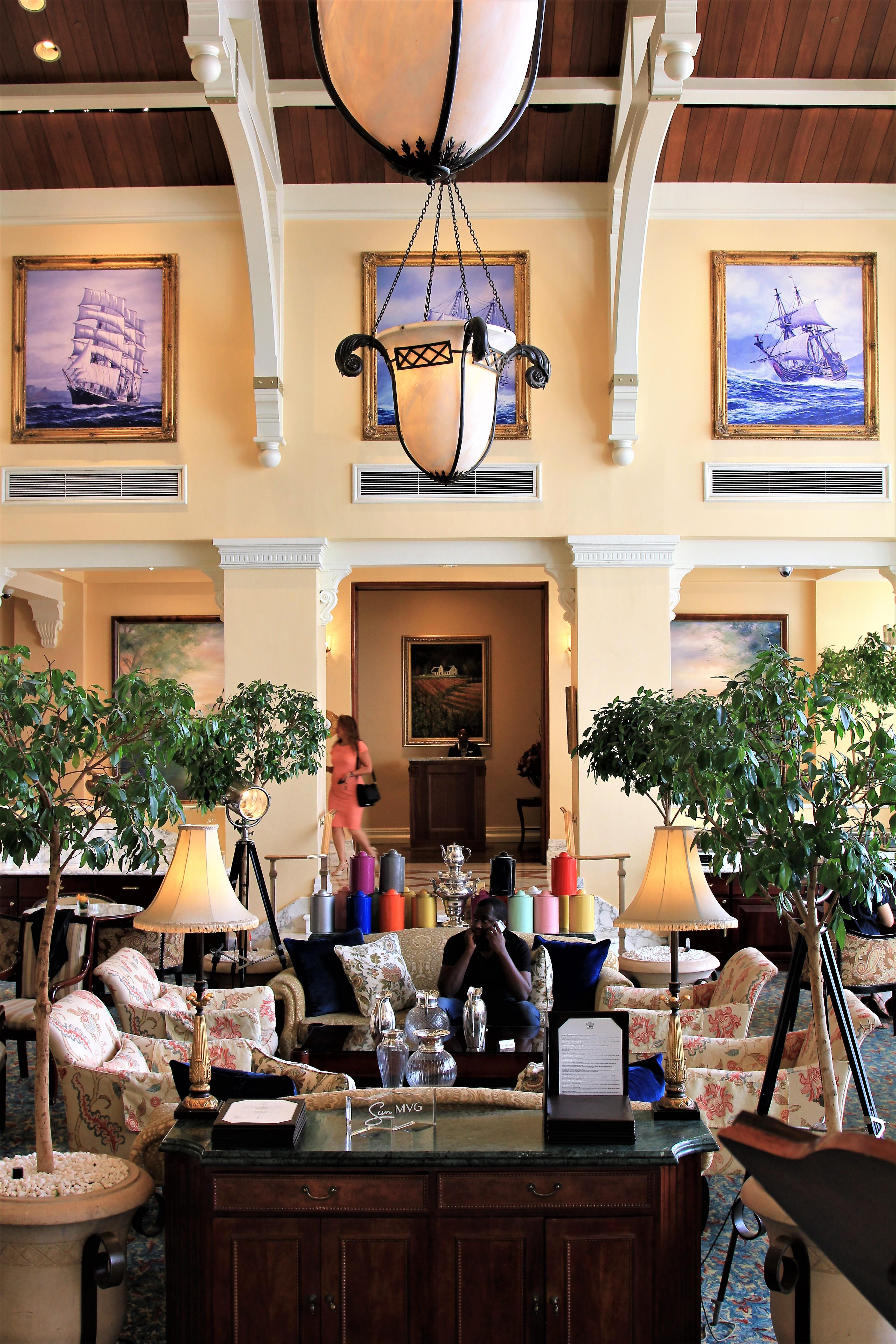 Table Bay Hotel - Tea Lounge