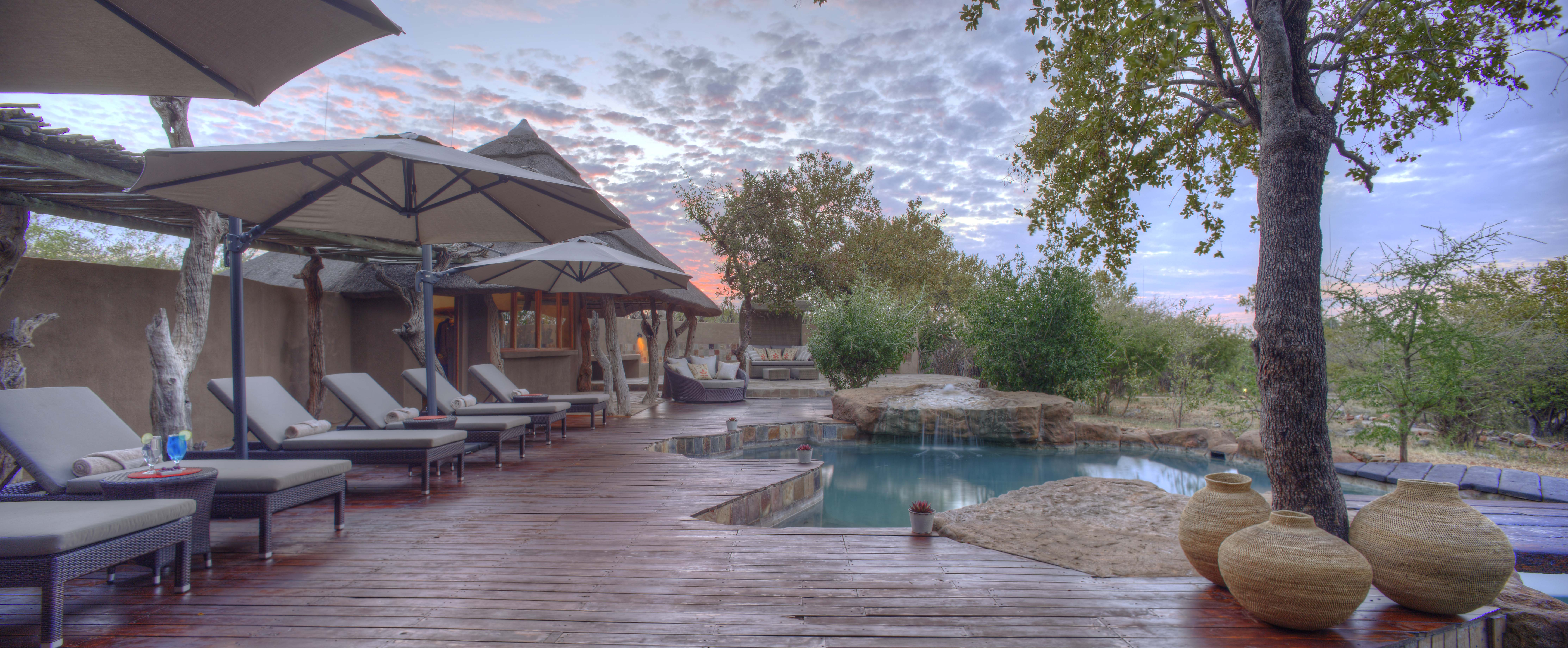 By the Pool - Safari - South Africa