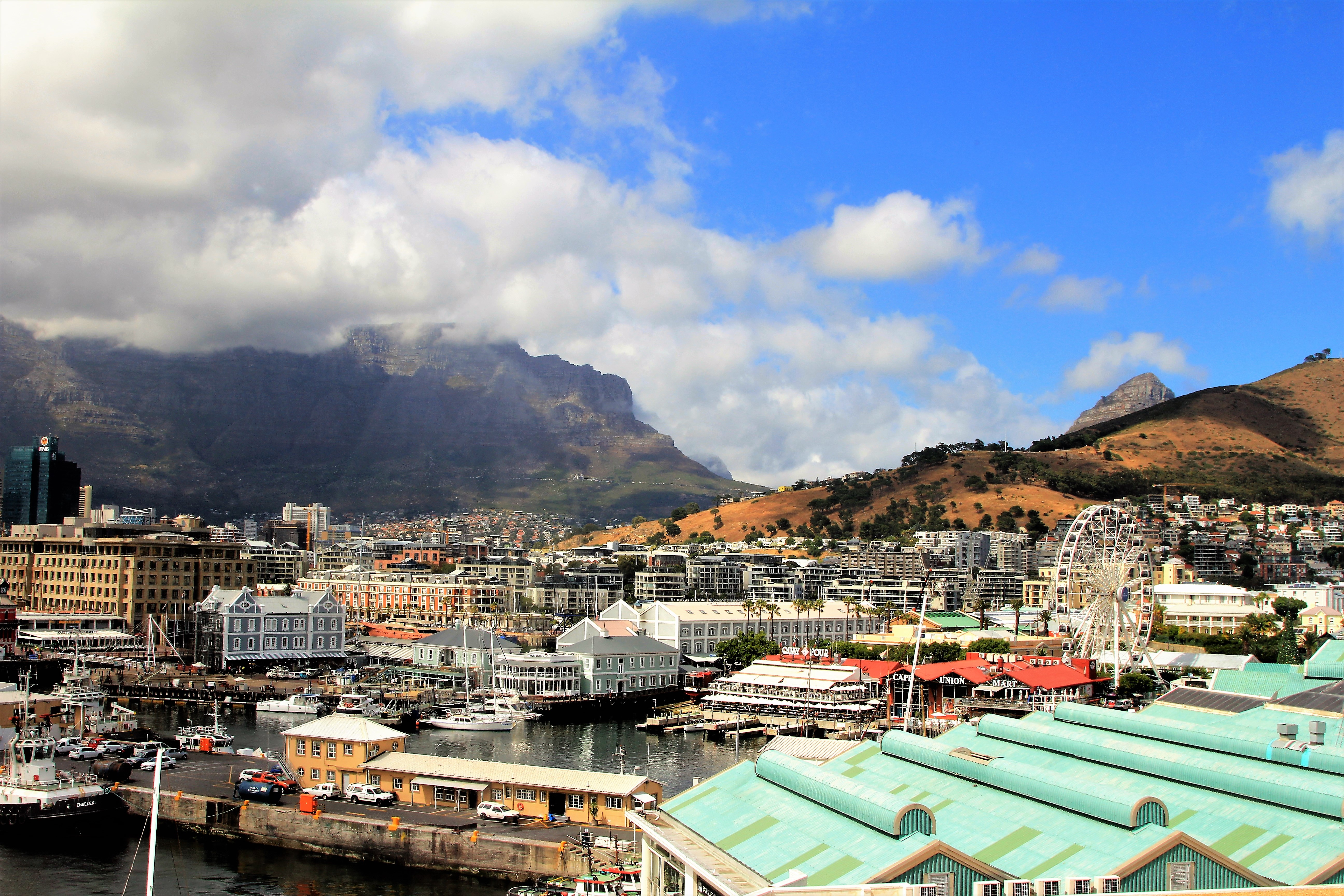V&A Waterfront - Cape Town