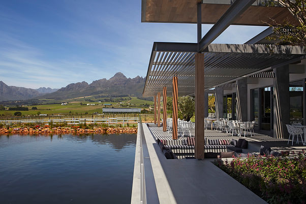 Cavalli Estate Vineyard Stellenbosch in the Cape Winelands of South Africa - Luxury Wine Trails exclusive tours
