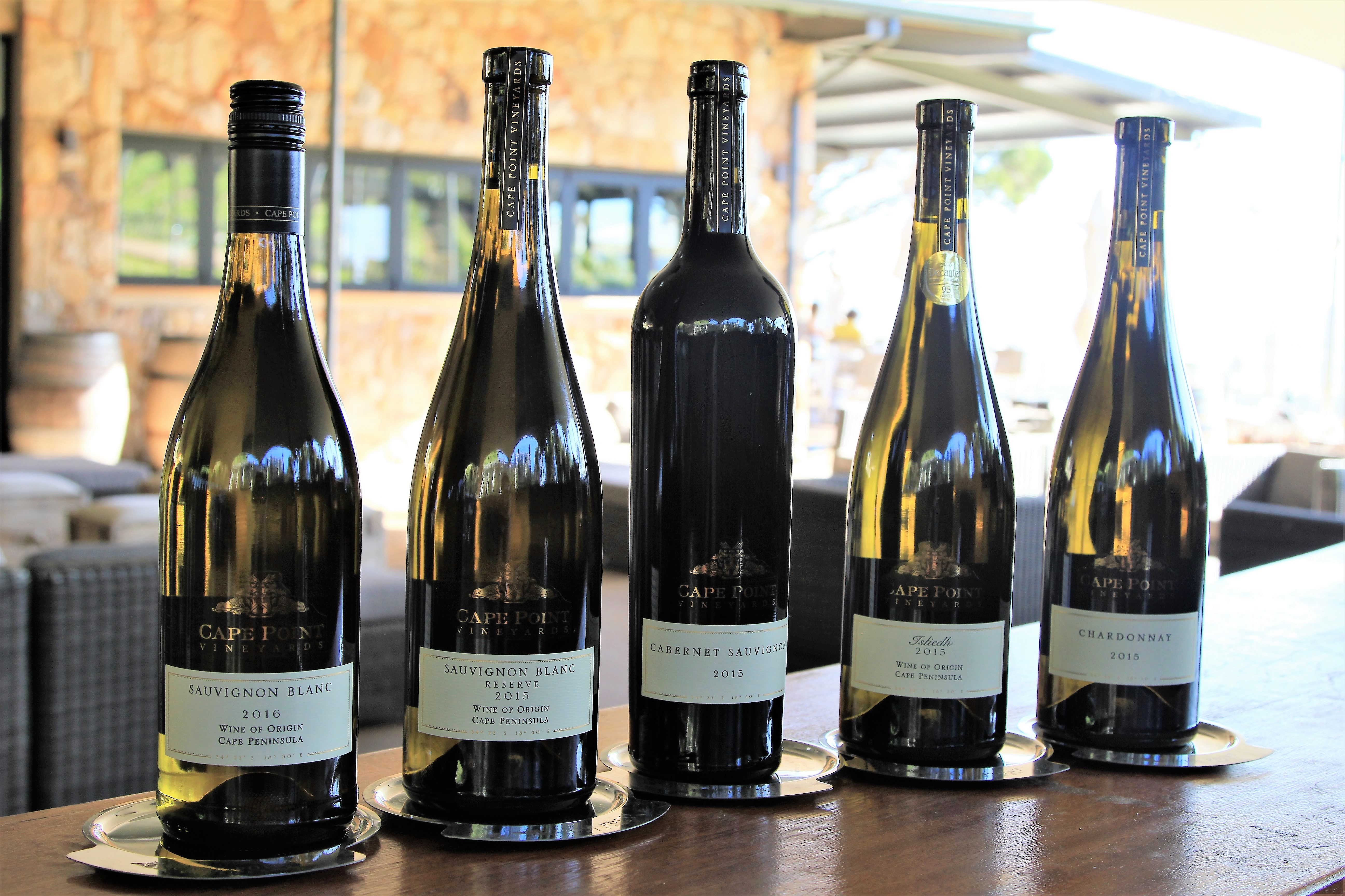 Cape Point Vineyards - Wines