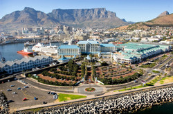 V&A Waterfront / Table Mtn