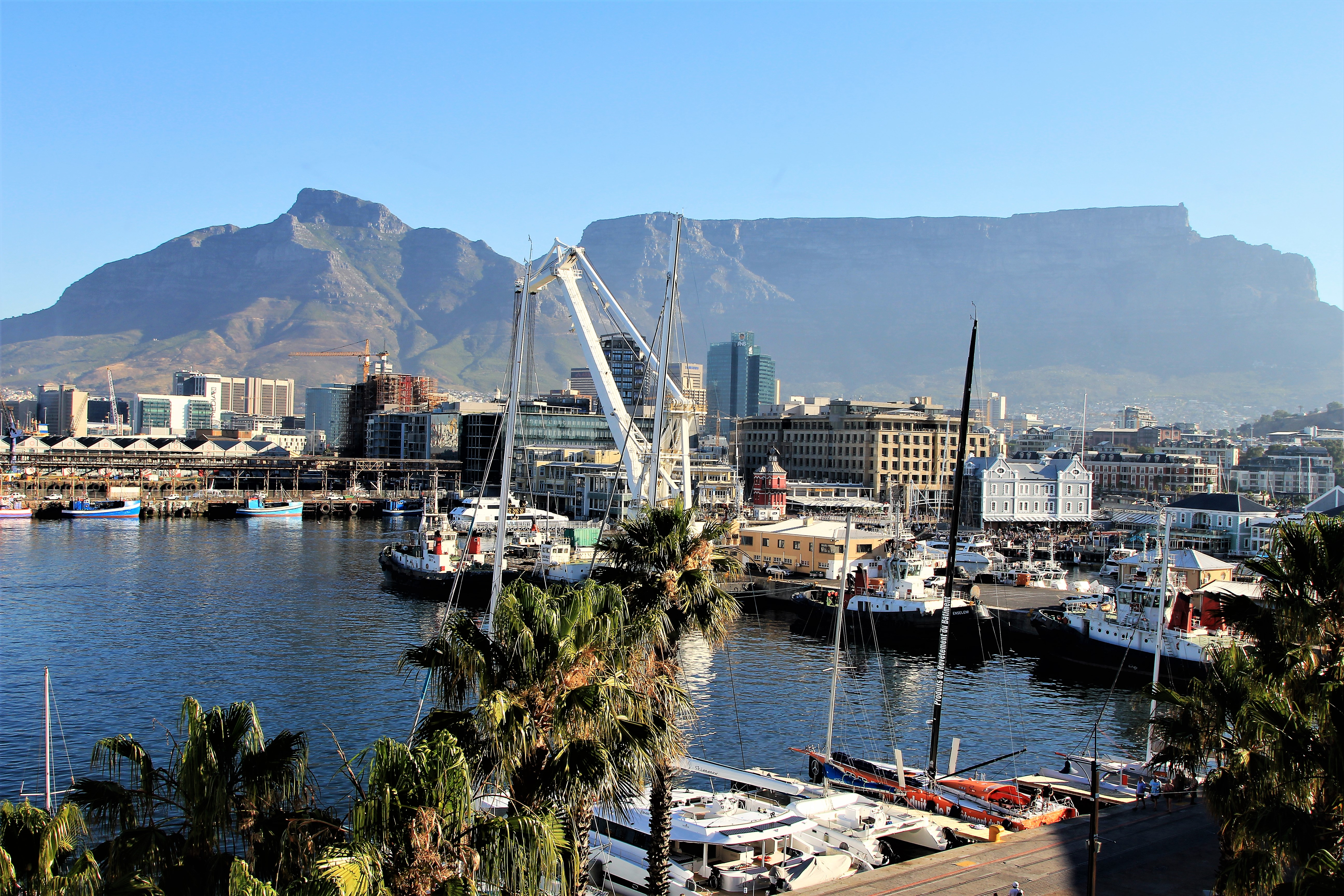 V&A Waterfront - Table Bay