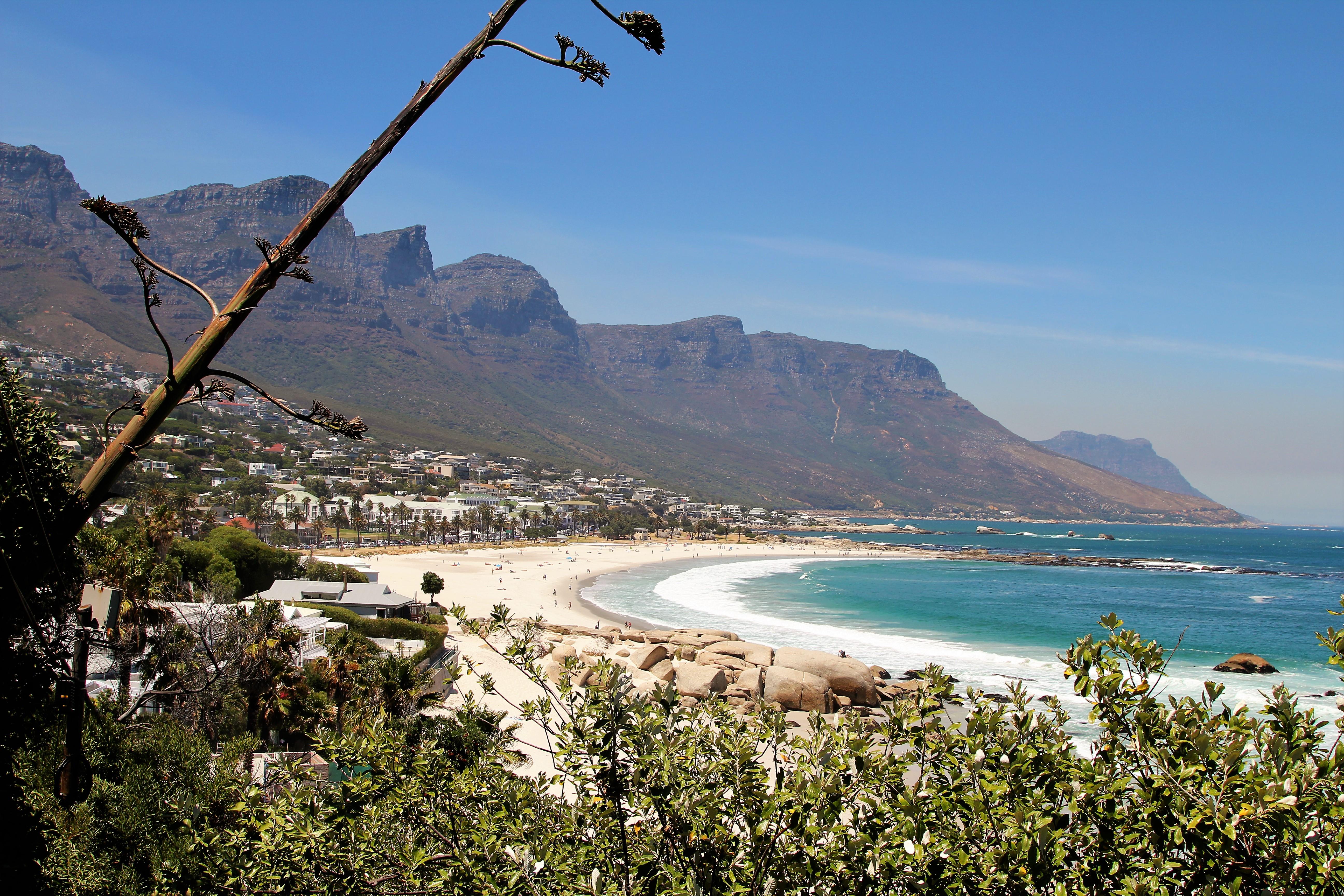 Western Cape Coastline - Cape Town
