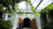 The Cellar Doors of Simonsig in the Cape Winelands of Stellenbosch in South Africa - curated wine & food tours by Luxury Wine Trails