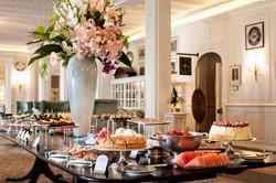Mount Nelson Hotel High Tea