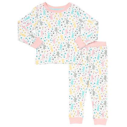 Kite Organic Cotton Happy Hare Pyjamas
