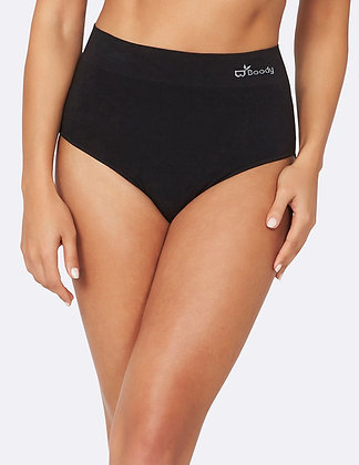 Boody Woman's Full Brief Underwear-Black