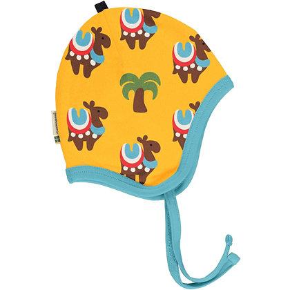 Maxomorra Hat Helmet- Camel Caravan