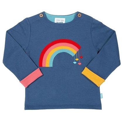 Kite Organic Cotton Rainbow Sweatshirt