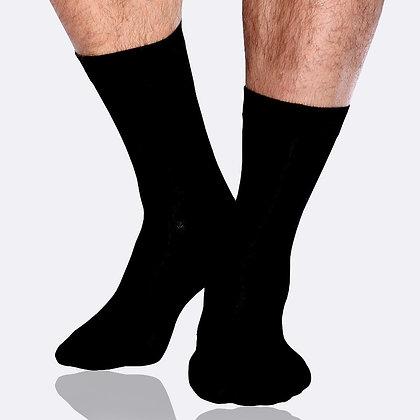 Boody Men's Buisness Socks-Black