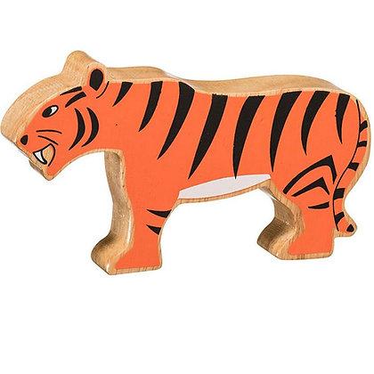 Lanka Kade Natural Wooden Orange Tiger NC259